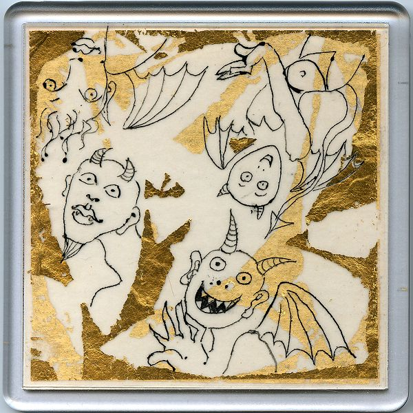 Demons in a Coaster 2 - art under your coffee