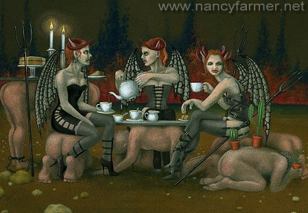 Demon Pictures: 'Devil's Tea Party'