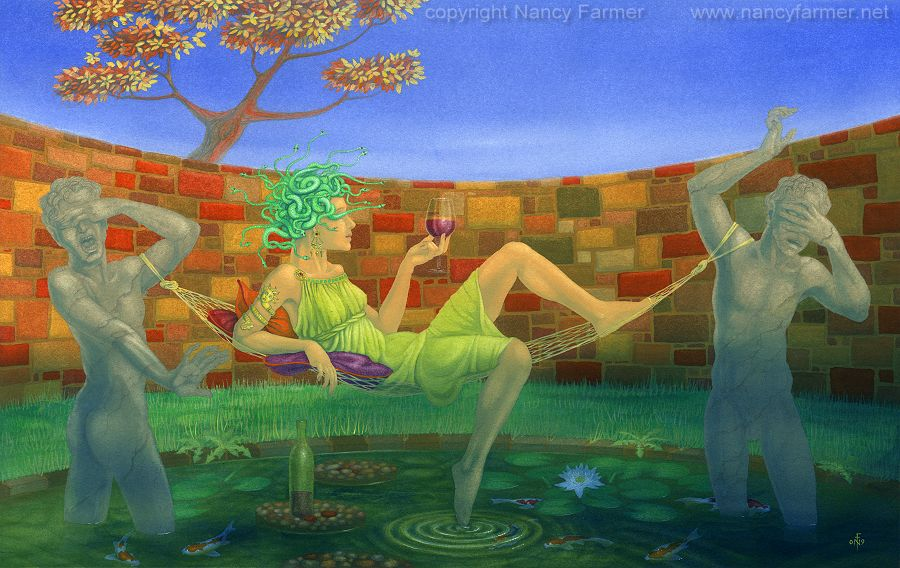 Medusa's Hammock by Nancy Farmer