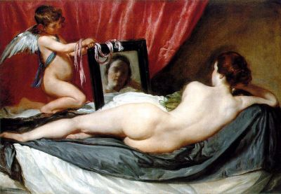 The Rokeby Venus, by Diego Velázquez (1599 - 1660)